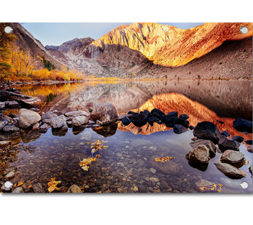 Convict Lake Autumn Nature 'Original'