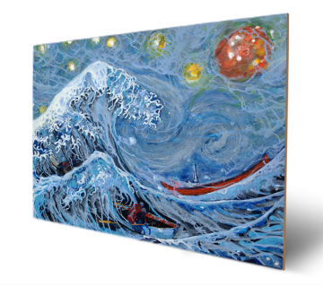 Hokusai vs Van Gogh The Final Battle