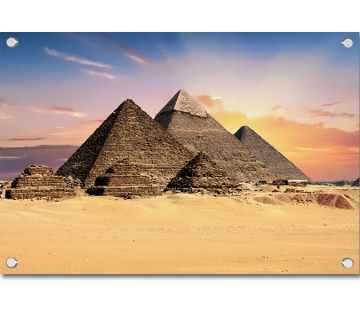 Most Beautiful Egypt Pyramids