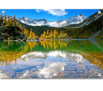 Sichuan The Nature Lovers Love its National Parks