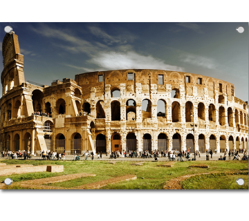 The Colosseum or Coliseum