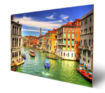 The Grand Canal of Venice Italy
