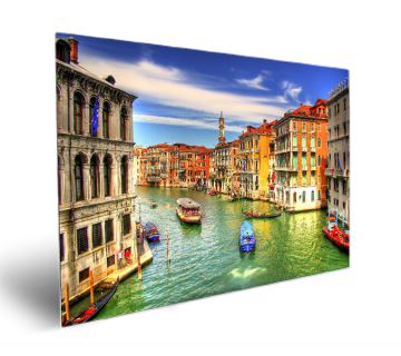 The Grand Canal is a canal in Venice Italy Province of Venice
