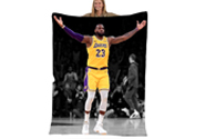 Sports Fleece Blanket