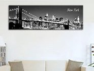 Panoramic Art Canvas