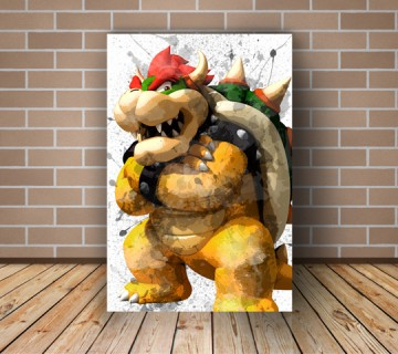 Bowser Fictional character Movie Effect